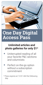 Brainworks announces new Paywall/Day Pass functionality